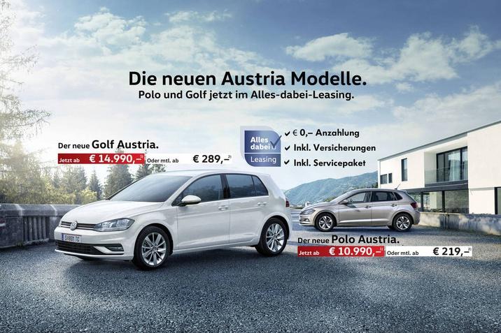 Austria Modelle